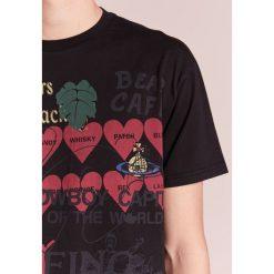 T-shirty męskie z nadrukiem: Vivienne Westwood Anglomania BOXY MEANINGLESS PRINT Tshirt z nadrukiem black