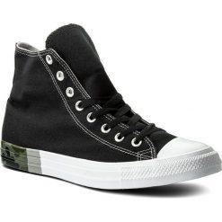 Trampki CONVERSE - Ctas Hi 159549C Black/Dolphin/White. Czarne trampki męskie marki Converse, z gumy. W wyprzedaży za 219,00 zł.
