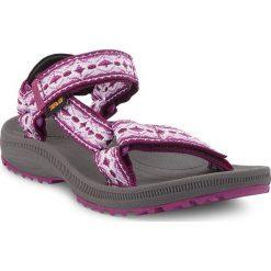 Sandały TEVA - Winsted 1017424 Antigua Bright Purple. Fioletowe sandały damskie Teva, z materiału. W wyprzedaży za 159,00 zł.