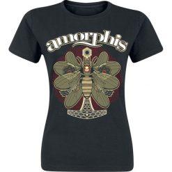 Amorphis The Bee Koszulka damska czarny. Czarne bluzki z odkrytymi ramionami marki Auri, l, z bawełny. Za 74,90 zł.