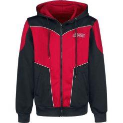 Ant-Man Ant-Man And The Wasp - Cosplay Bluza dresowa czarny/czerwony/szary. Czarne bluzy dresowe męskie marki Cropp, l, z nadrukiem. Za 121,90 zł.