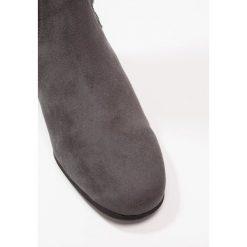 Lamica TIMO Kozaki royal grigio. Szare buty zimowe damskie Lamica, z materiału. W wyprzedaży za 274,50 zł.