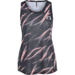 Topy sportowe damskie: Newline IMOTION PRINTED TANK Koszulka sportowa black
