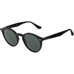 RayBan Okulary przeciwsłoneczne black. Szare okulary przeciwsłoneczne damskie lenonki marki Ray-Ban, z materiału. Za 549,00 zł.