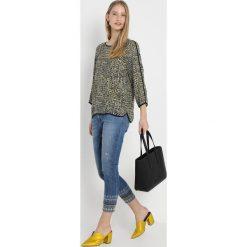 Betty & Co Jeans Skinny Fit light blue denim. Niebieskie jeansy damskie relaxed fit Betty & Co, z bawełny. Za 449,00 zł.