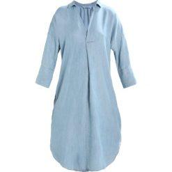 Sukienki hiszpanki: And Less CAJA DRESS Sukienka jeansowa kentucky blue