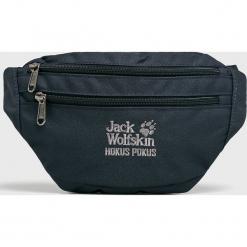 Jack Wolfskin - Nerka. Czarne walizki marki Jack Wolfskin, w paski, z materiału, małe. W wyprzedaży za 69,90 zł.