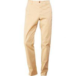 Chinosy męskie: YMC You Must Create Spodnie materiałowe khaki