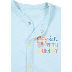Mothercare BOYS MUMMY AND DADDY SLEEPSUIT BABY 3 PACK Piżama blue. Niebieskie bielizna chłopięca marki mothercare, z bawełny. Za 129,00 zł.
