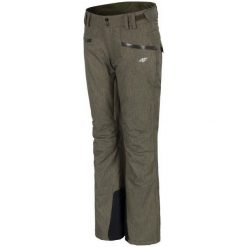 4F Damskie Spodnie Narciarskie H4Z17 spdn002 Brąz Xs. Brązowe bryczesy damskie 4f, xs, narciarskie. W wyprzedaży za 209,00 zł.