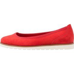 Baleriny damskie lakierowane: Anna Field Wide Fit Baleriny red