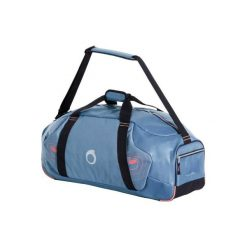 Torba nurkowa SCD 100 80 L. Czarne torby podróżne marki DOMYOS, z materiału, duże. Za 139,99 zł.
