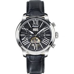 RABAT ZEGAREK INGERSOLL NASHVILLE IN1815BK. Szare zegarki męskie marki INGERSOLL, ze stali. W wyprzedaży za 1060,00 zł.