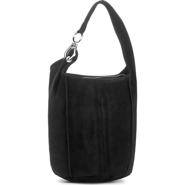 727dd45677970 Torebka CREOLE - K10442 Czarny - Czarne torebki klasyczne damskie Creole