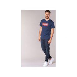 Jeansy slim fit Levis  511 SLIM FIT. Niebieskie jeansy męskie relaxed fit marki Levi's®. Za 439,00 zł.