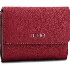 Duży Portfel Damski LIU JO - M Trifold N68165 E0033 Red 91656. Czerwone portfele damskie Liu Jo, ze skóry ekologicznej. Za 299,00 zł.