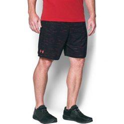 Spodenki i szorty męskie: Szorty w kolorze czarno-czerwonym