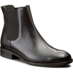 Sztyblety GINO ROSSI - Miwa DSH220-S95-RG00-9900-0 99. Czarne buty zimowe damskie marki Gino Rossi, ze skóry. W wyprzedaży za 269,00 zł.