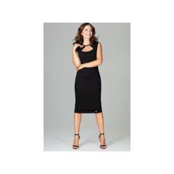 Sukienki balowe: Sukienka K475 Czarny