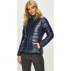 Adidas Originals - Kurtka. Brązowe kurtki damskie pikowane marki adidas Originals, z bawełny. Za 399,90 zł.