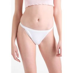 Bikini: TWIIN CHARLI Dół od bikini white