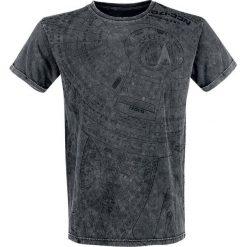 T-shirty męskie: Star Trek Starship T-Shirt szary