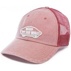 Vans Czapka Wm Acer Trucker Apple Butter Os. Różowe czapki z daszkiem damskie Vans, na lato. Za 125,00 zł.
