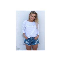 Bluzki damskie: MIŁOŚĆ Bluzka Oversize