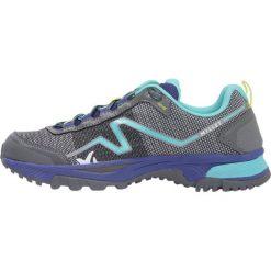 Millet OUT RUSH Półbuty trekkingowe purple blue/pool blue. Białe półbuty damskie marki Nike Performance, z materiału, na golfa. W wyprzedaży za 356,85 zł.