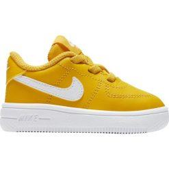 Buty Nike Force 1 '18 (TD) (905202-700). Szare buciki niemowlęce chłopięce Nike, z materiału. Za 149,99 zł.