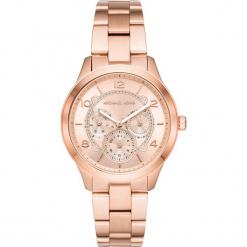 Zegarek MICHAEL KORS - Runway MK6589 Rose Gold/Rose Gold. Czerwone zegarki damskie marki Michael Kors. Za 1149,00 zł.