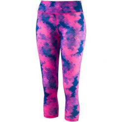 Puma Legginsy All Eyes On Me 3 4 Tight Pink-E Xs. Różowe legginsy damskie do fitnessu marki Puma, xs, ze skóry. W wyprzedaży za 117,00 zł.