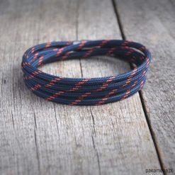 Męska bransoletka :: hello sailor :: navy. Niebieskie bransoletki męskie marki Pakamera. Za 62,00 zł.