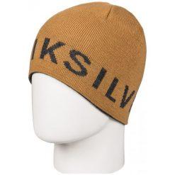 Quiksilver Czapka M&W Beanie M Hats Kvjh Black Heather. Brązowe czapki zimowe męskie Quiksilver, na zimę, eleganckie. W wyprzedaży za 69,00 zł.