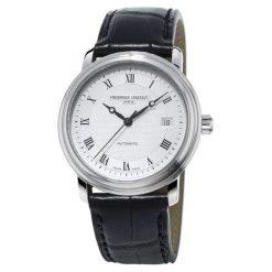 ZEGAREK FREDERIQUE CONSTANT Classics Automatic FC-303MC4P6. Białe zegarki męskie FREDERIC CONSTANT, ze stali. Za 4399,00 zł.