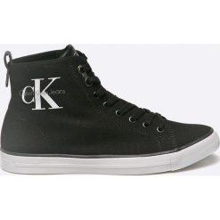 Calvin Klein Jeans - Trampki. Szare trampki męskie marki Calvin Klein Jeans, z gumy. Za 359,90 zł.