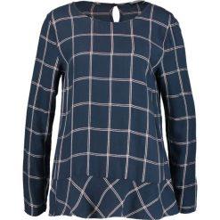 Bluzki asymetryczne: Betty & Co Bluzka mood blue