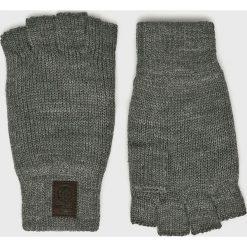 Only & Sons - Rękawiczki. Szare rękawiczki męskie Only & Sons, z dzianiny. W wyprzedaży za 44,90 zł.