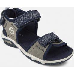 Mayoral - Sandały dziecięce. Szare buty sportowe chłopięce Mayoral, z bawełny. Za 159,90 zł.