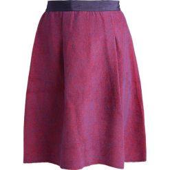 Spódniczki: Stefanel Spódnica trapezowa base purple