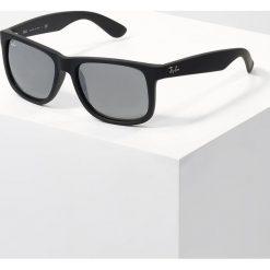 Okulary przeciwsłoneczne męskie: RayBan JUSTIN Okulary przeciwsłoneczne black/grey mirror
