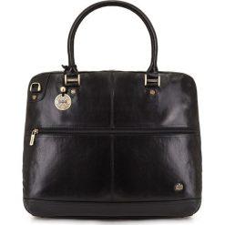 Torba na laptopa 10-3-390-1. Czarne torby na laptopa marki Wittchen, w paski. Za 1699,00 zł.