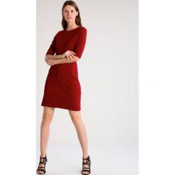 Odzież damska: Hobbs TAMSIN  Sukienka dzianinowa cherry red