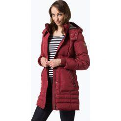 Soquesto - Damski płaszcz pikowany, czerwony. Czerwone płaszcze damskie Soquesto, s. Za 549,95 zł.