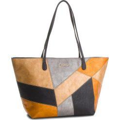 Torebka DESIGUAL - 18WAXPDS 9003. Brązowe torebki klasyczne damskie marki Desigual, ze skóry ekologicznej. W wyprzedaży za 249,00 zł.