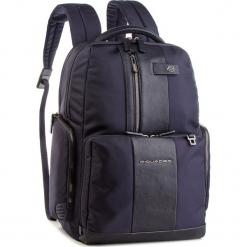 Plecak PIQUADRO - CA4532BR Blu. Niebieskie plecaki męskie Piquadro, z materiału. Za 1339,00 zł.