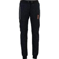 """Spodnie dresowe męskie: Spodnie dresowe """"Menghini"""" w kolorze granatowym"""