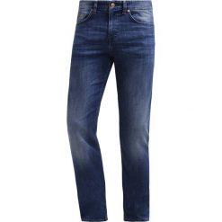 BOSS ATHLEISURE CDELAWARE Jeansy Slim Fit medium blue. Czerwone jeansy męskie relaxed fit marki BOSS Athleisure, z bawełny. Za 529,00 zł.