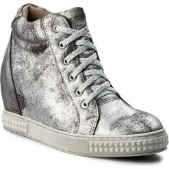 Sneakersy SERGIO BARDI - Amantea FW127282917SW  409. Szare sneakersy damskie Sergio Bardi, z materiału. W wyprzedaży za 219,00 zł.