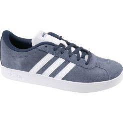 Buciki niemowlęce: Adidas Buty dziecięce VL Court 2.0 K granatowe r. 39 1/3 (DB1828)